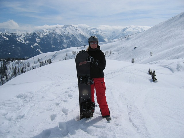 snowboard pro ženy