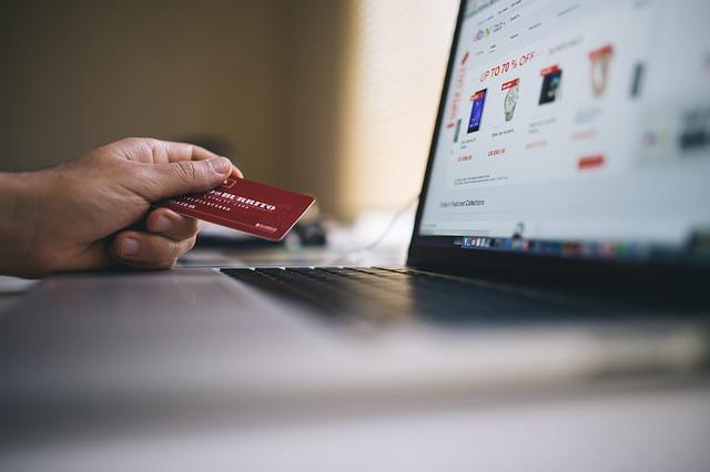 elektronická platba